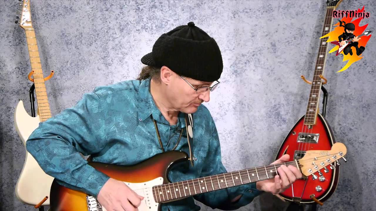 stevie ray vaughan inspired licks 3 riff ninja guitar. Black Bedroom Furniture Sets. Home Design Ideas